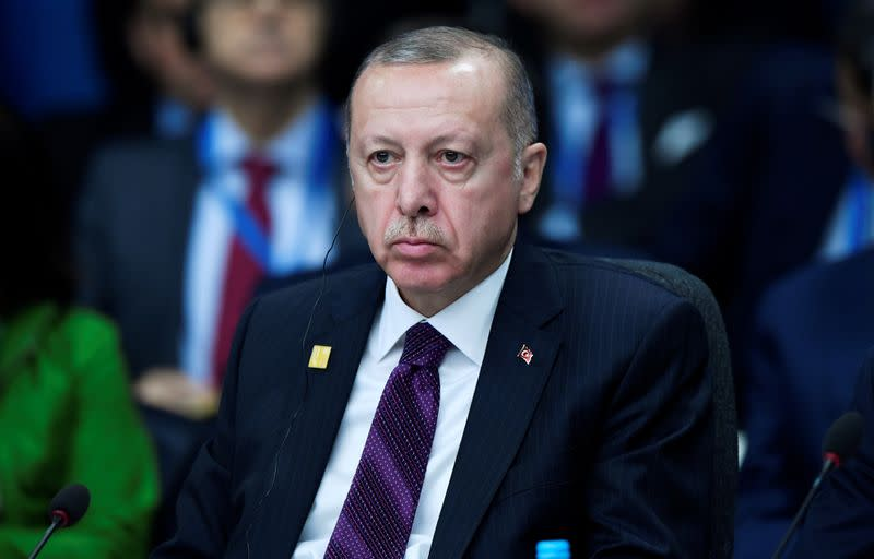 Erdogan says allies must support Turkey after it approved NATO plan - NTV