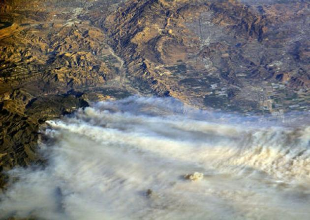 Just subtract water - how a dry spell allowed winds to lash California with flames