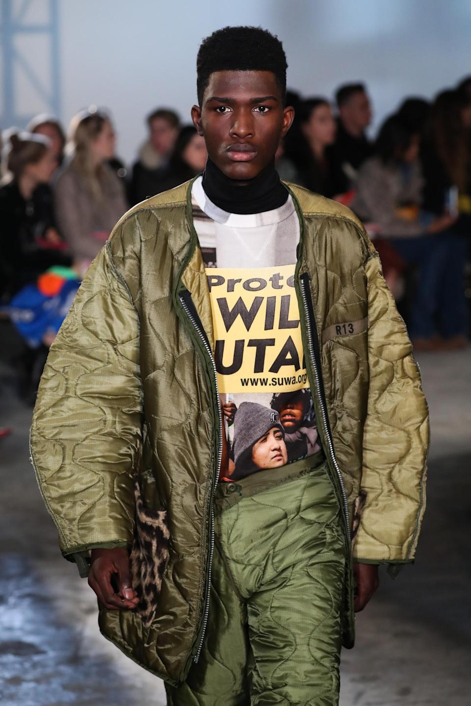 <p>High-top fades are always in style. (Photo: Getty Images) </p>
