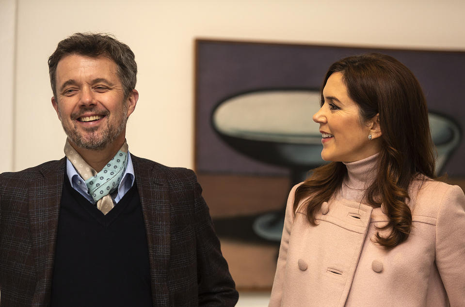 Crown Princess Mary of Denmark has put a brave face forward after an Australian Christmas was ruled out. Photo: Getty Images
