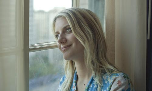 <p>Melanie Laurent as Anna, a French actress with whom Oliver begins a love affair in 'Beginners'.</p>
