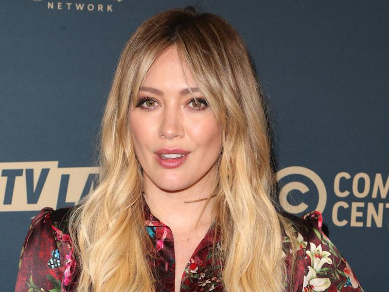 Hilary Duff accidentally makes daughter vomit