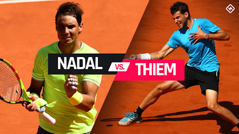 Rafael Nadal Vs Dominic Thiem Live Score Results How To Watch 2019 French Open Final