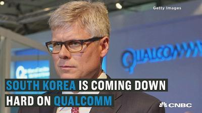 Qualcomm fights $873 million in fines by South Korea's Fair Trade Commission
