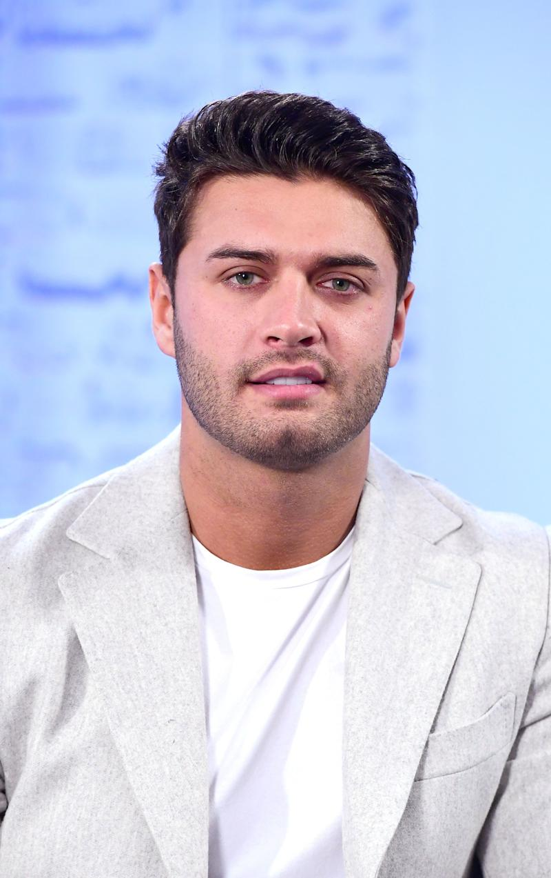 File photo dated 7/2/2018 of former Love Island contestant Mike Thalassitis who died aged 26