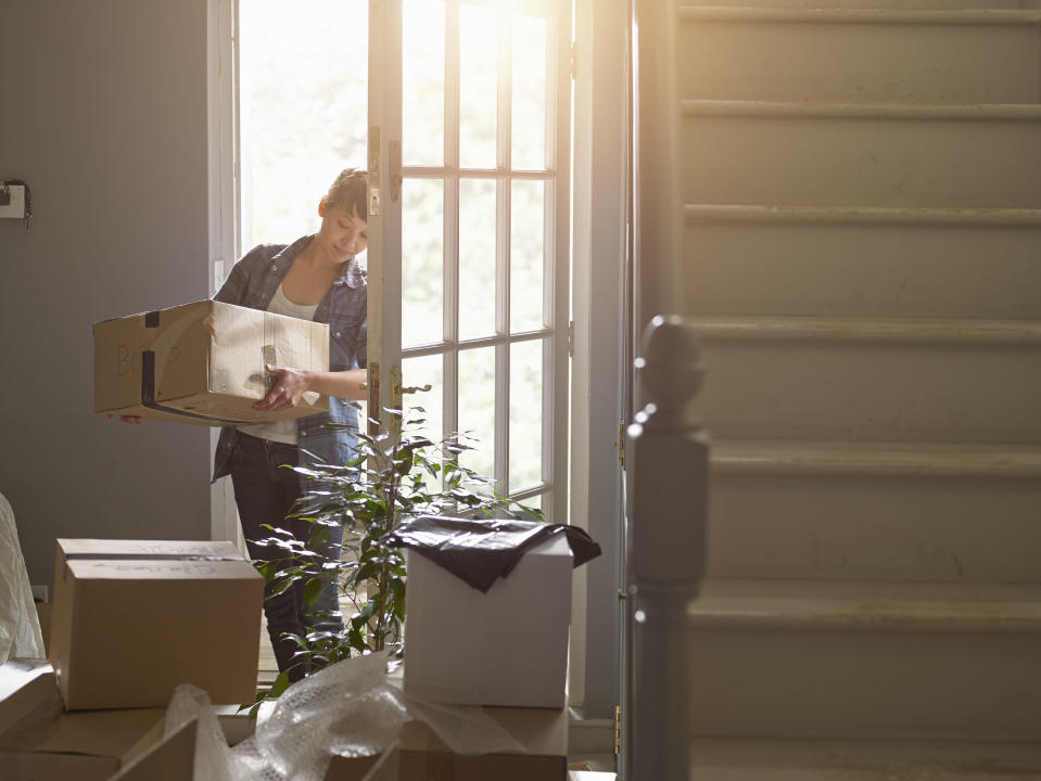 Moving isn't fun at the best of times. Photo: Getty