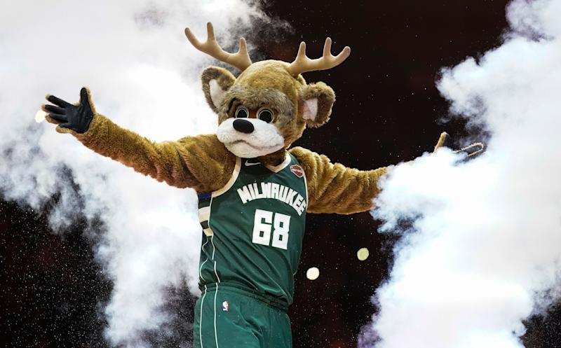Be careful, or Bango might get you to vote.  (Photo: Morry Gash/Associated Press)