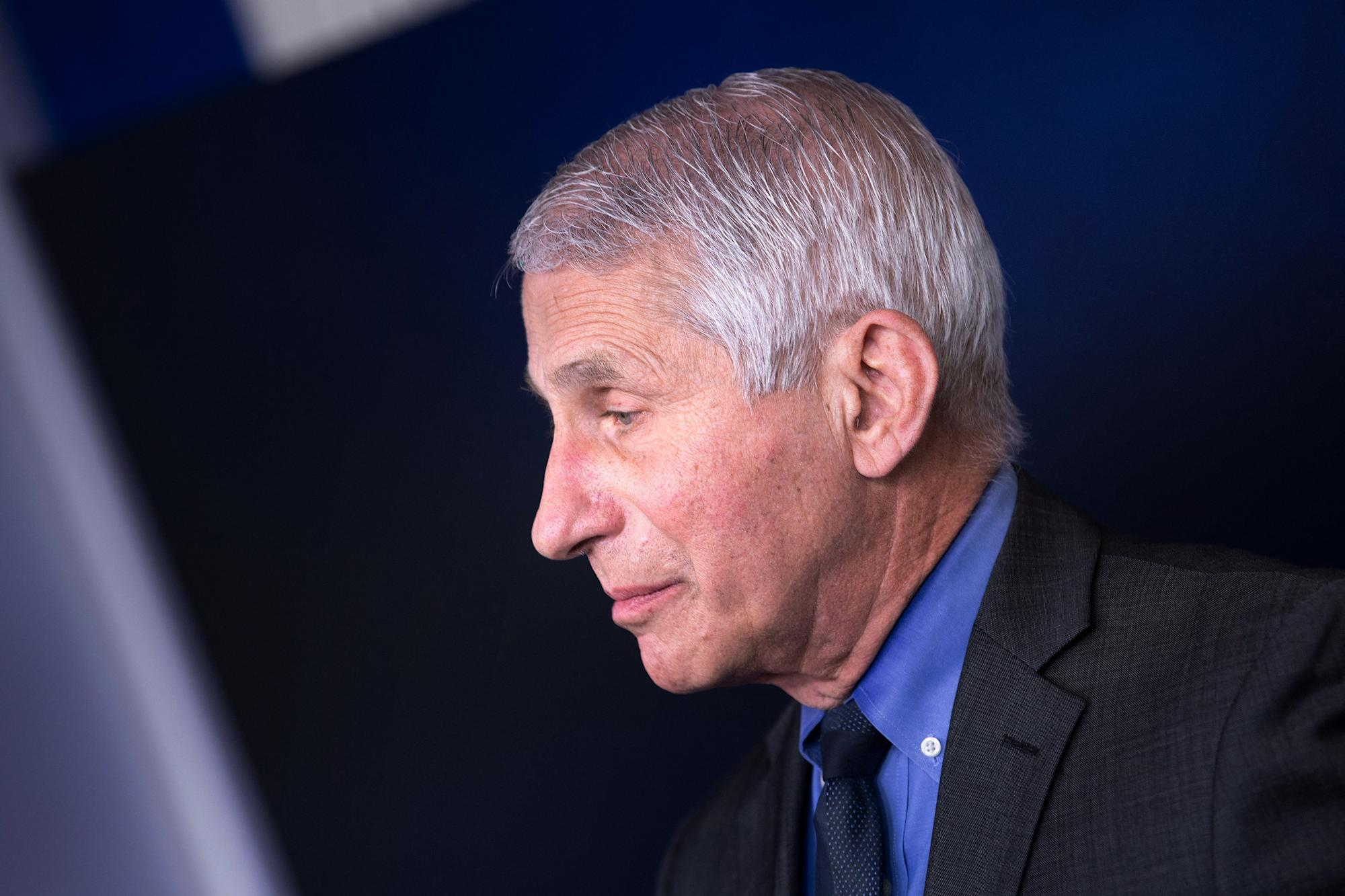 Republican anger with Dr. Fauci reaches new heights