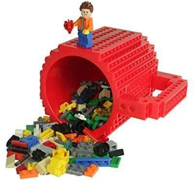 """<h2>Lego-Compatible Build-On Brick Mug Red</h2><br>The perfect gift for the Lego-inclined kid in your life — or that kid's parent.<br><br><strong>ThinkGeek</strong> Lego-Compatible Build-On Brick Mug Red, $, available at <a href=""""https://www.amazon.com/dp/B00GM082PM"""" rel=""""nofollow noopener"""" target=""""_blank"""" data-ylk=""""slk:Amazon"""" class=""""link rapid-noclick-resp"""">Amazon</a>"""