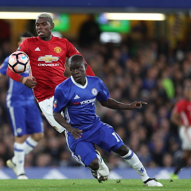 <span>Paul Pogba has struggled for consistency</span> <span>Credit: REX FEATURES </span>
