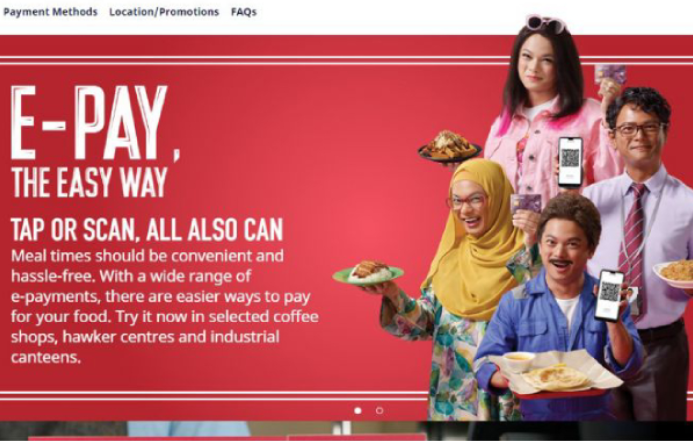 """SINGAPORE — Electronic payment service provider NETS has apologised for the recent """"brownface"""" advertisement by E-Pay featuring Mediacorp actor Dennis Chew."""