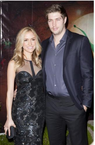 """<div class=""""caption-credit""""> Photo by: PacificCoastNews and PR Photos</div><div class=""""caption-title"""">Kristin Cavallari and Jay Cutler</div>The Laguna Beach star didn't marry a fellow reality star, but rather an all-star quarterback! She married the Chicago Bears star Jay Cutler back in June, and the couple have a young son named Camden. <br> <i><b><a rel=""""nofollow"""" target="""""""" href=""""http://www.babble.com/babble-voices/husband-wife-life-lamar-ronnie-tyler/2012/10/15/8-ways-to-tell-if-your-man-means-it-when-he-says-that-hes-ready-for-marriage/?cmp=ELP