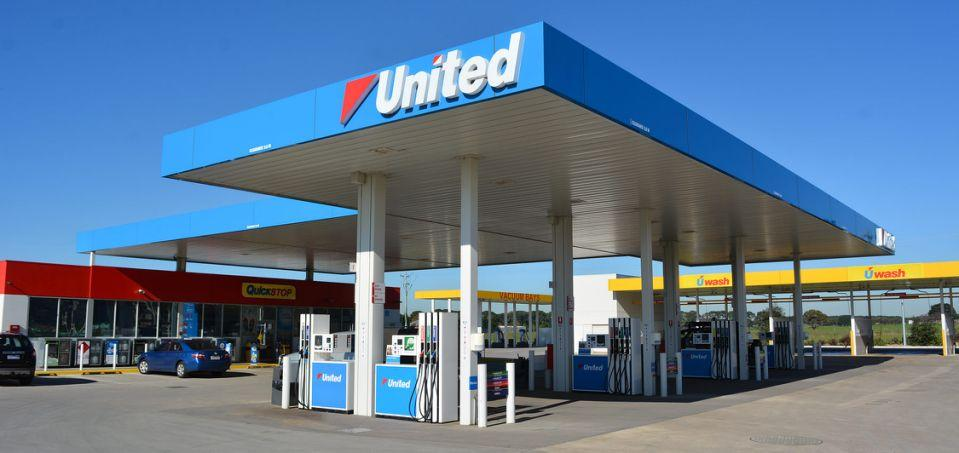 United Petrol station hand sanitiser test fail controversy