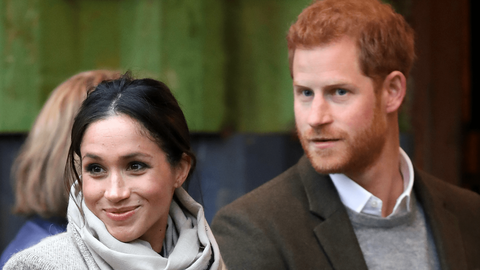 These Meghan Markle and Prince Harry Dolls Are Straight-Up Creepy