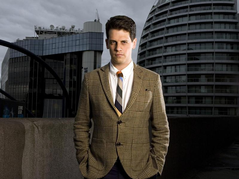 Mr Yiannopoulos also promised to visit the Scottish city a minimum of three times a year and hold events with students if he is successful: Rex