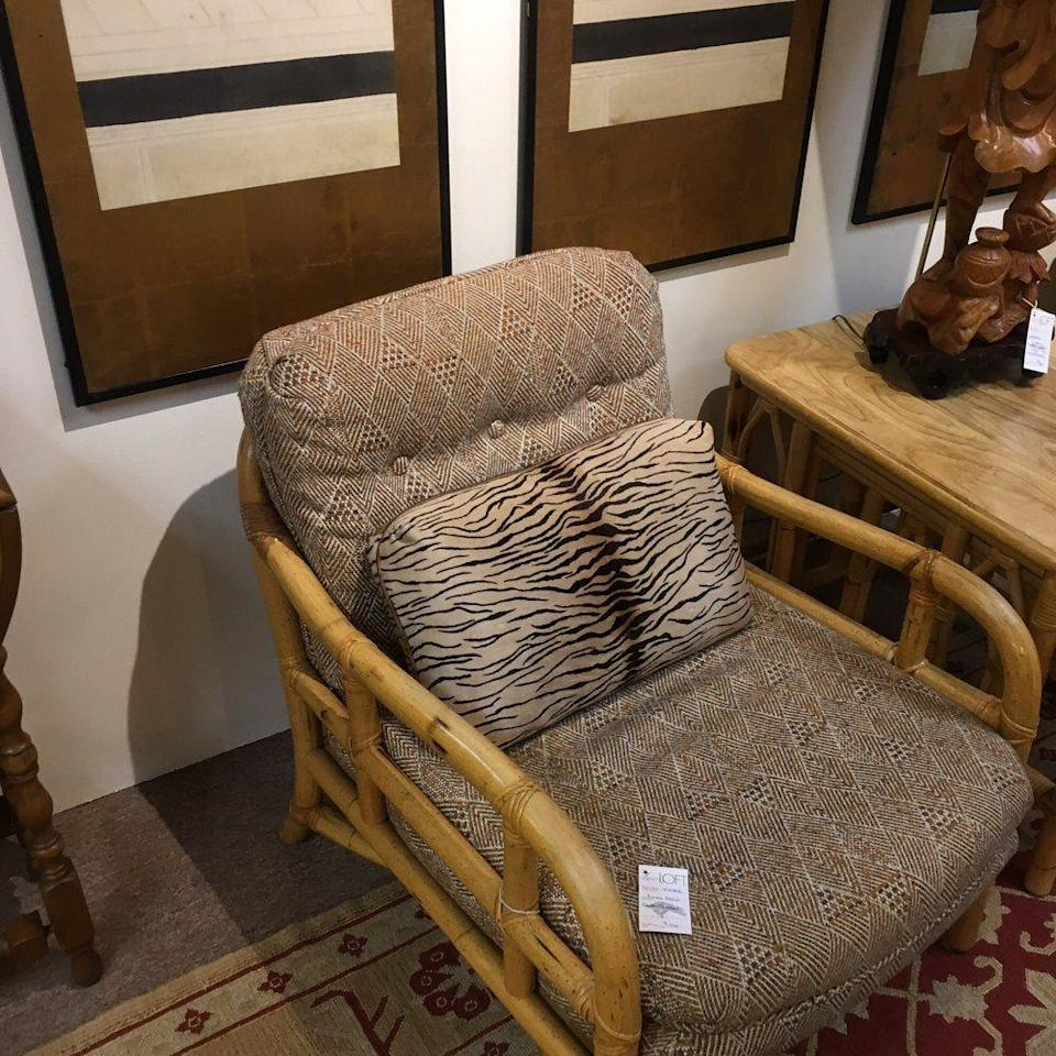 """<p>""""This mall is HUGE! You can literally get lost in here! Need a place to burn some time on a rainy afternoon??? This is the place to go! The selection of true antiques is wonderfully overwhelming! They have some of the most unique pieces!!!"""" <a href=""""https://www.yelp.com/biz/mission-road-antique-mall-prairie-village"""" rel=""""nofollow noopener"""" target=""""_blank"""" data-ylk=""""slk:Brandon M"""" class=""""link rapid-noclick-resp"""">Brandon M</a>.</p><p><strong>Visit the store</strong>: 4101 W 83rd St, Prairie Village, KS </p>"""