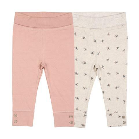 A pair of baby's leggings sold at. Kmart earlier this year are being recalled due to choking fears. Source: ACCC