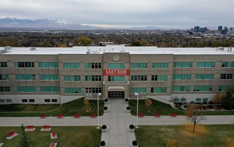 Utah school from 'High School Musical' may get tourist boost