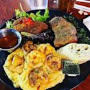 """<p>Whether you're in the mood for seafood or comfort food, """"O"""" So Good Restaurant will hit the spot. With an open kitchen concept, patrons have the opportunity to see and instantly smell what is cooking in the """"O"""" So Good kitchen. From open face crab cakes to the pork loin chops, there's <a href=""""https://www.yelp.com/biz/o-so-good-garretson?osq=O+so+good+Restaurant"""" rel=""""nofollow noopener"""" target=""""_blank"""" data-ylk=""""slk:something for everyone"""" class=""""link rapid-noclick-resp"""">something for everyone</a> to enjoy.</p>"""