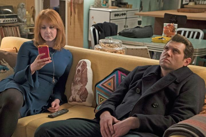 recently canceled series - difficult people