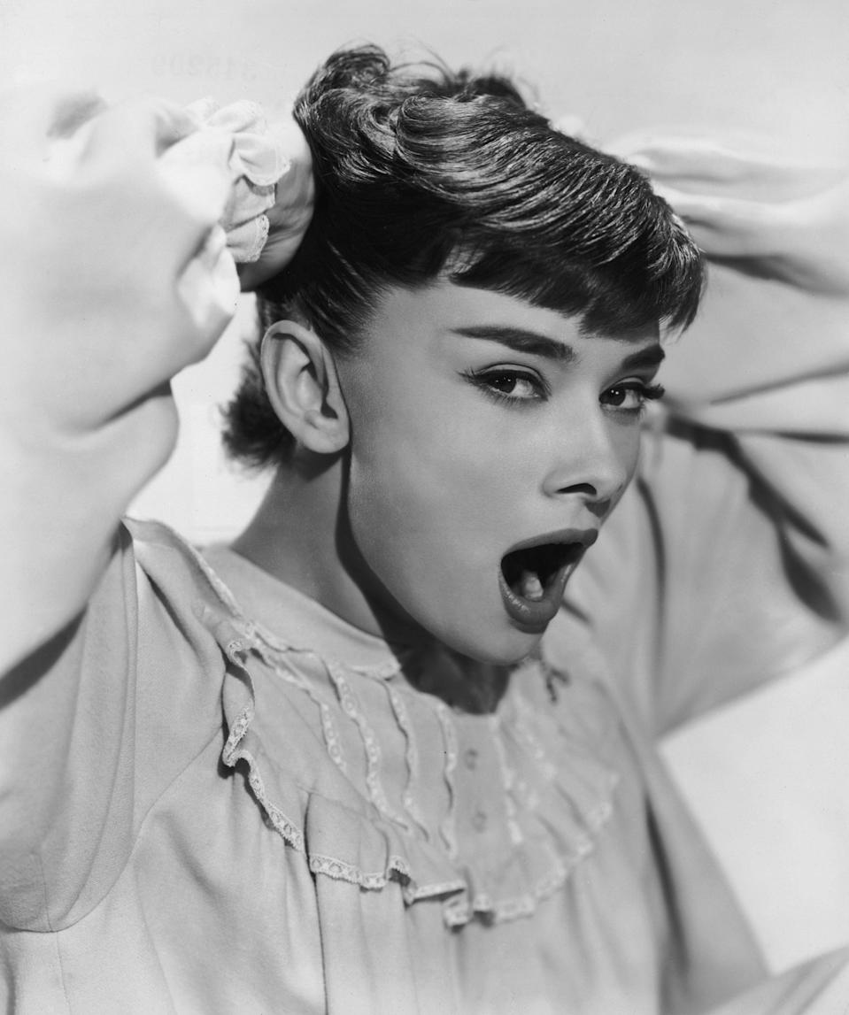 """<p>""""I don't understand why people see me as beautiful"""" the British actress - regarded as one of the greatest screen icons of all time - apparently <a href=""""http://www.vanityfair.com/hollywood/2013/04/audrey-hepburn-never-thought-i-was-beautiful"""" rel=""""nofollow noopener"""" target=""""_blank"""" data-ylk=""""slk:used to tell her son"""" class=""""link rapid-noclick-resp"""">used to tell her son</a>, leading to the obvious question: what hope is there for any of the rest of us? </p>"""