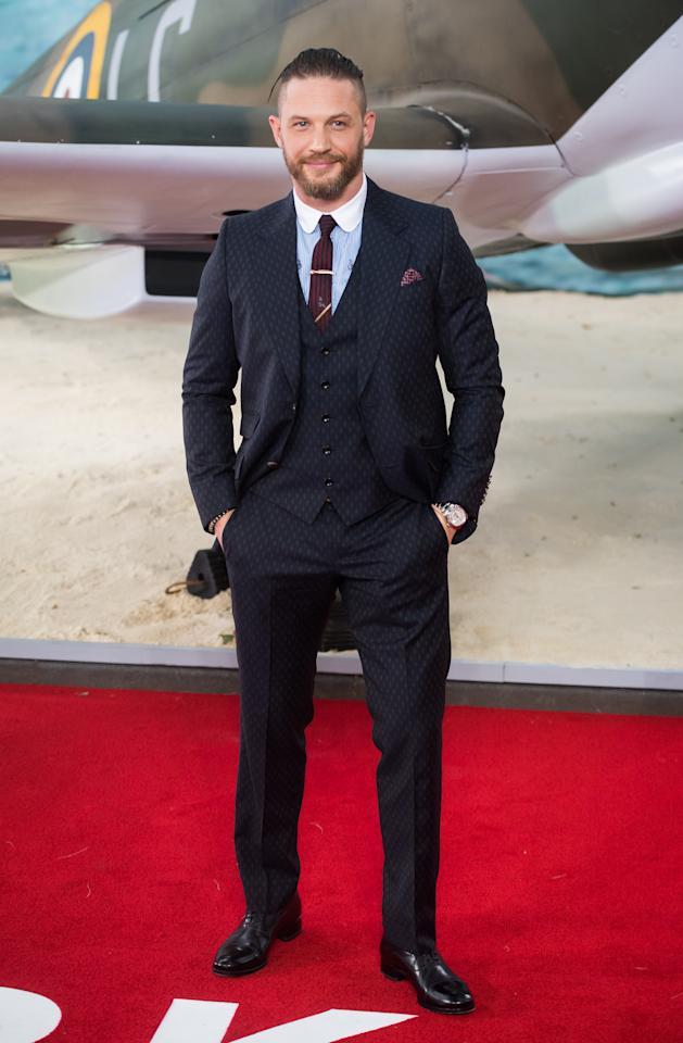 <p>The British geezer wins the number one spot with his taste for real Savile Row tailoring earning him sartorial fans across the world. <i>[Photo: Getty]</i> </p>