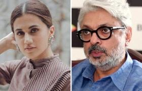 Taapsee Pannu signed by Sanjay Leela Bhansali for a double role?