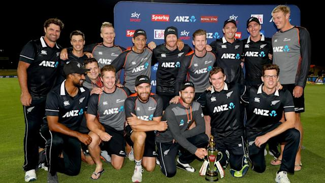 After being whitewashed by India in the T20 series, New Zealand gave the tourists a taste of their own medicine with an ODI clean sweep.