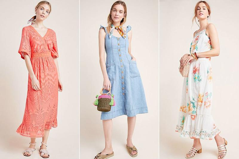 6e52c32fe183 Anthropologie Just Slashed Prices in Half on Hundreds of Summer-Ready  Styles — but Only Until Midnight