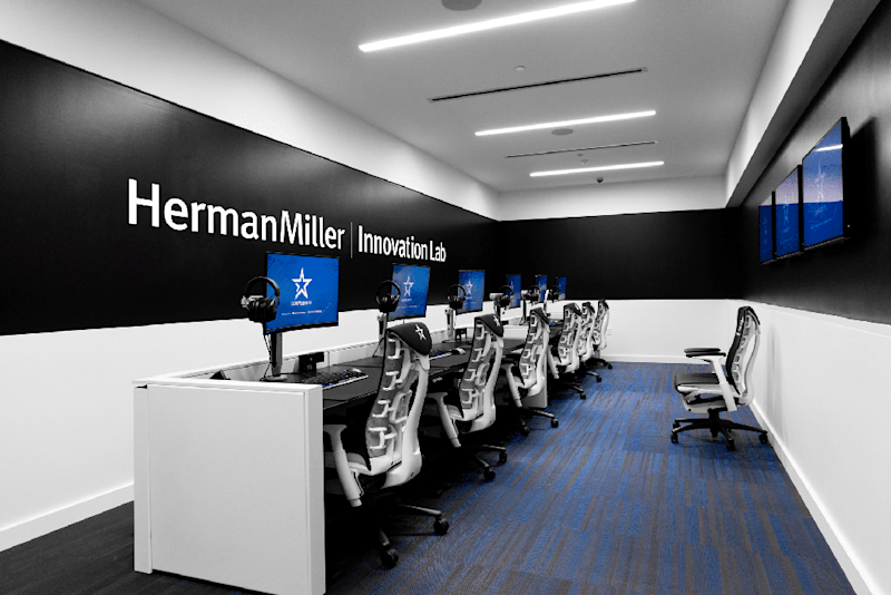 The Herman Miller Innovation Lab at Complexity Gaming