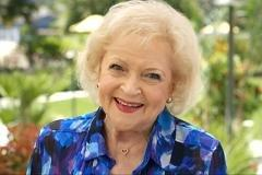 Betty White adds comedy to in-flight safety video