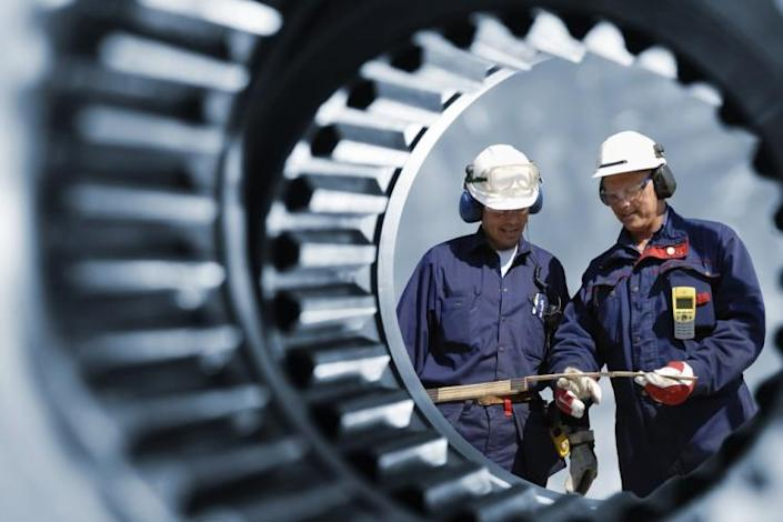 15 biggest industrial companies in the US