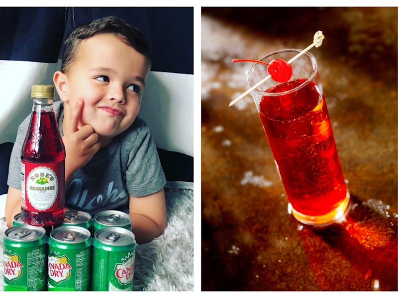 This Adorable Six-Year-Old's Shirley Temple Reviews Are Blowing Up Instagram