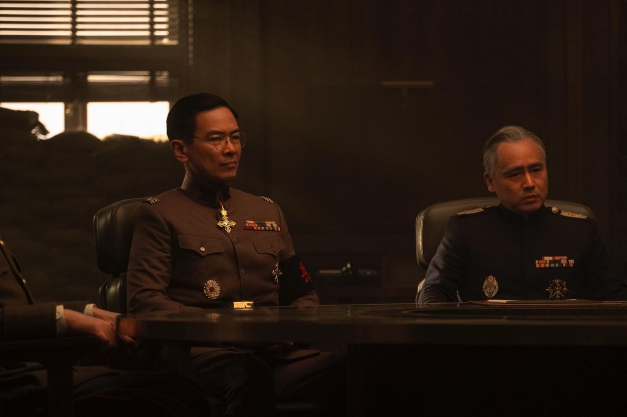 The Man in the High Castle season 1-4 are available on Prime Video now.