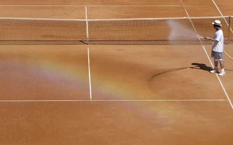 ATP to use electronic review at select clay court events in 2020