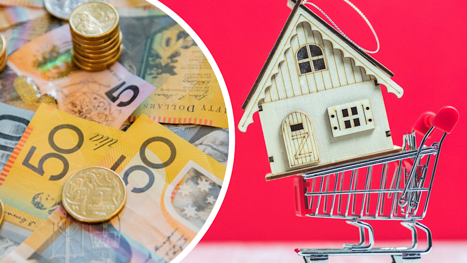 House prices tumble for second consecutive month. Source: Getty