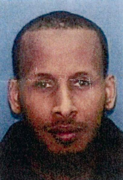 This undated photo provided by Federal Authorities shows Omer Abdi Mohamed. Prosecutors say Omer Abdi, who has been accused of using his knowledge of the Quran to persuade young men to leave the state in 2007 and fight with the terror group al-Shabab in Somalia, has been working in a position of authority at an Islamic school in Minneapolis. (AP Photo/Federal Authorities via the Minneapolis Star Tribune) MANDATORY CREDIT; ST. PAUL PIONEER PRESS OUT; MAGS OUT; TWIN CITIES TV OUT