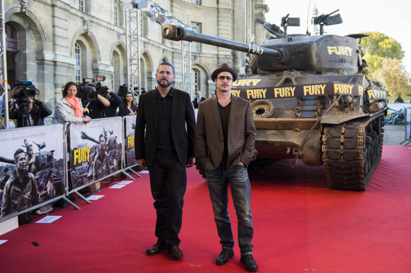 'Fury' movie examines ...