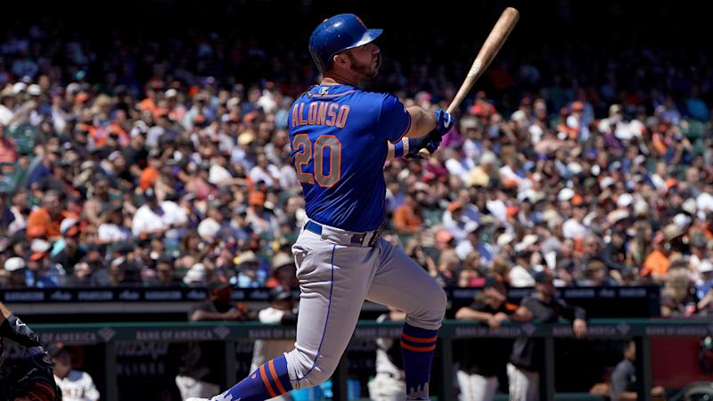 Smith and Alonso shine in Mets win, Vlad hits first grand slam