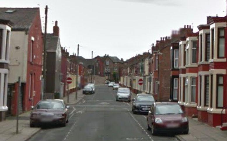 A 12-year-old boy has been arrested on suspicion of a homophobic attack inLiverpool