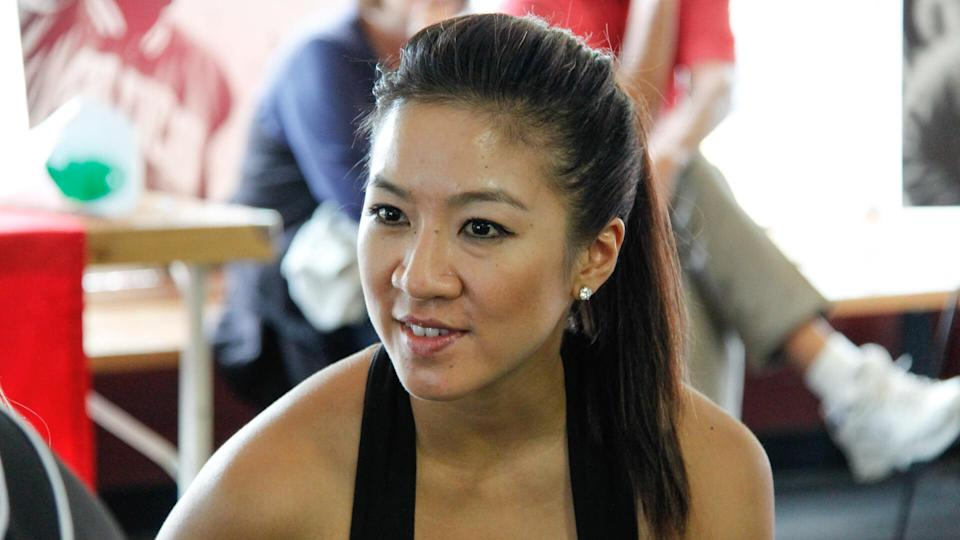 """<p>The most decorated figure skater in U.S. history, Michelle Kwan is a two-time Olympic medalist -- she won a silver and a bronze, always missing the elusive gold. To add to her trophy case, she also is a five-time winner of the World Figure Skating Championship and nine-time winner of the U.S. Figure Skating Championship.</p> <p>During her time on the ice, she landed endorsement deals with brands such as Caress, Chevrolet, Coca-Cola, The Walt Disney Company, Kraft, Maxxis, Minute Maid, Starbucks, Visa and more.</p> <p><em><strong>Travel Through Time: <a href=""""https://www.gobankingrates.com/net-worth/sports/successful-athlete-decade/?utm_campaign=1119495&utm_source=yahoo.com&utm_content=7&utm_medium=rss"""" rel=""""nofollow noopener"""" target=""""_blank"""" data-ylk=""""slk:Most Successful Athlete From Every Decade"""" class=""""link rapid-noclick-resp"""">Most Successful Athlete From Every Decade</a></strong></em></p>"""