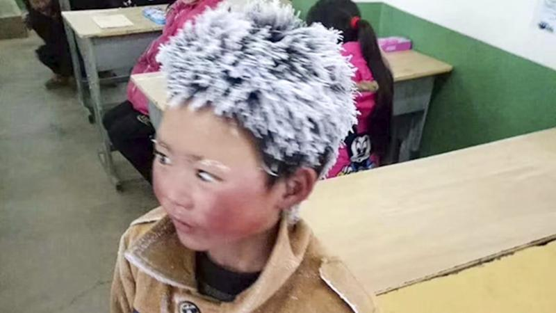 China's 'Ice Boy' told to leave new private school after week