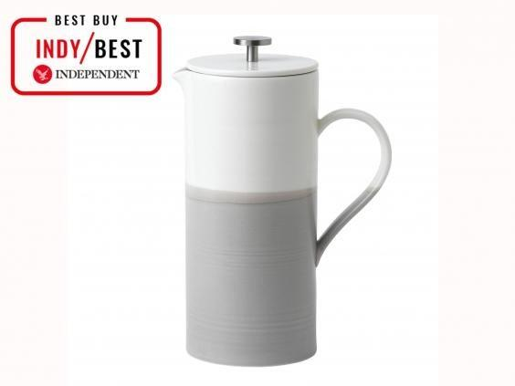 For fuss-free coffee-making mornings, use a cafetière, perfect for smaller spaces too (The Independent)