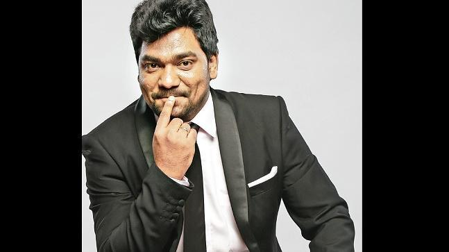 India's top stand-up comic Zakir Khan confesses to being a lazy writer, an actor by chance and says that he aspires to pursue music someday.