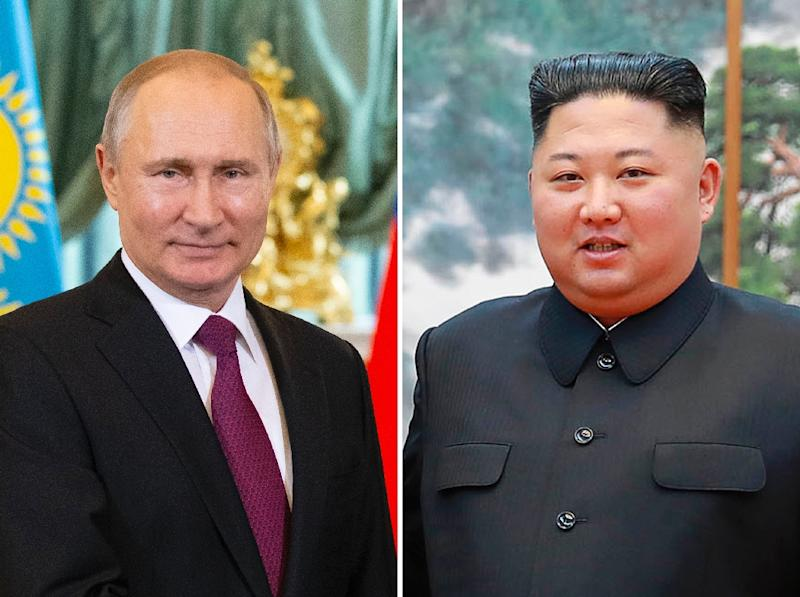 It will be the first meeting between Putin and Kim