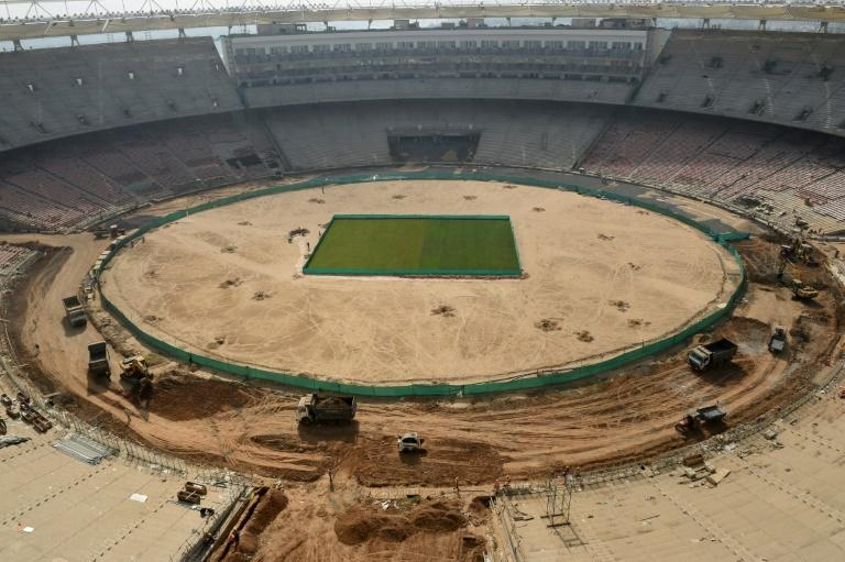 India is building the world's largest cricket stadium in Motera, close to Ahmedabad