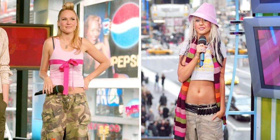<p>The 2000s were a challenging time for celebrity fashion. For no apparent reason, layering became king, fedoras were suddenly stylish, and don't get me started on low-rise jeans. And if there was ever a place for the worst trends of the decade to be showcased, it was on MTV's <em>Total Request Live. </em>So join me, won't you, as I take a look back at the most cringe-worthy outfits celebrities proudly wore on national television.</p>