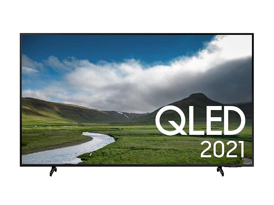 Samsung 43in Q60A QLED 4K TV: Was £749, now £599, Amazon.co.uk (Samsung)