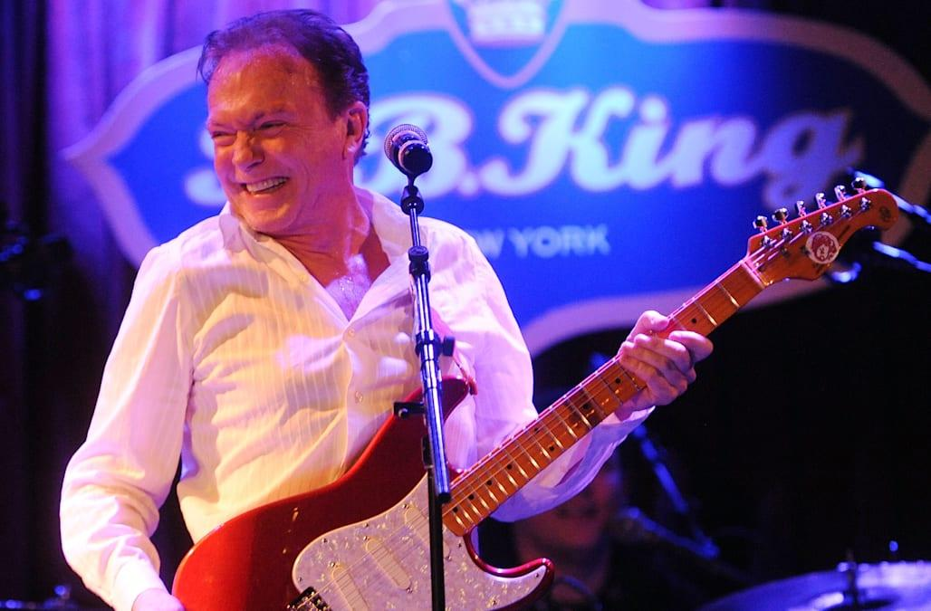 David Cassidy In Final Concert - New York, NY