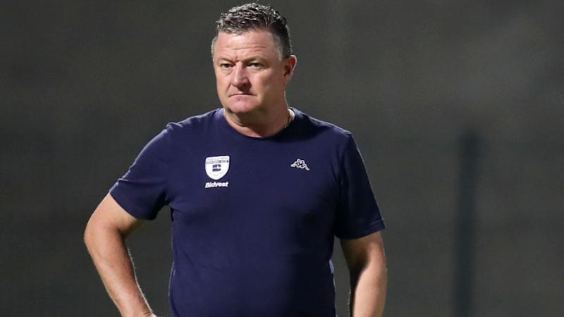 Gavin Hunt, Coach of Bidvest Wits, March 2020